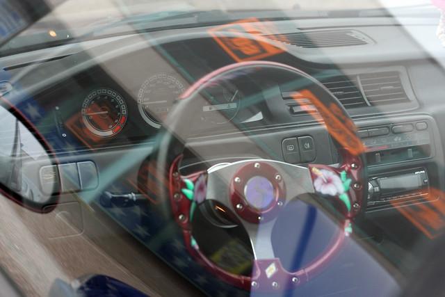 Civic Steering wheel