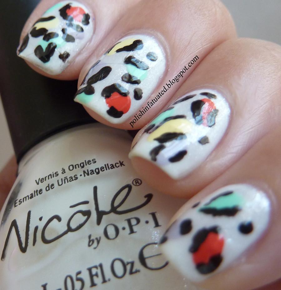 rainbow leopard print3
