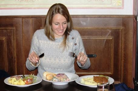 Jezte úměrně pohybové aktivitě i v zimě