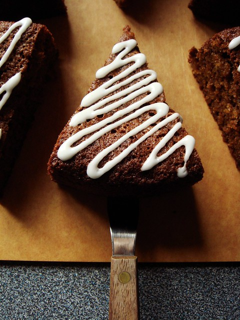 Ginger Root Cake: A Slice For Me?