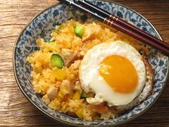 Korean Kimchi fried rice