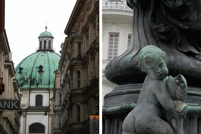 donnerbrunnen fountain_Peterskirche