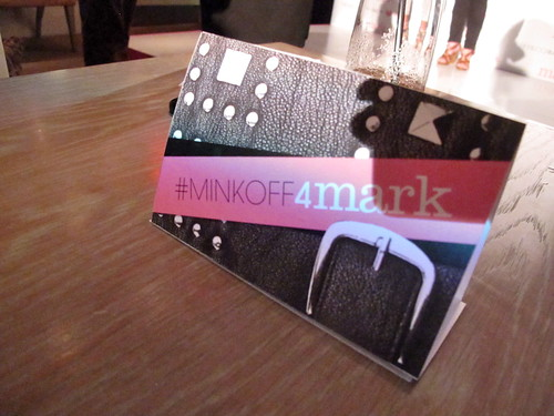Livingaftermidnite - Rebecca Minkoff HEARTS mark. Delight Bag Release Party