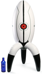 Portal 2 Life-size Inflatable Sentry Turret