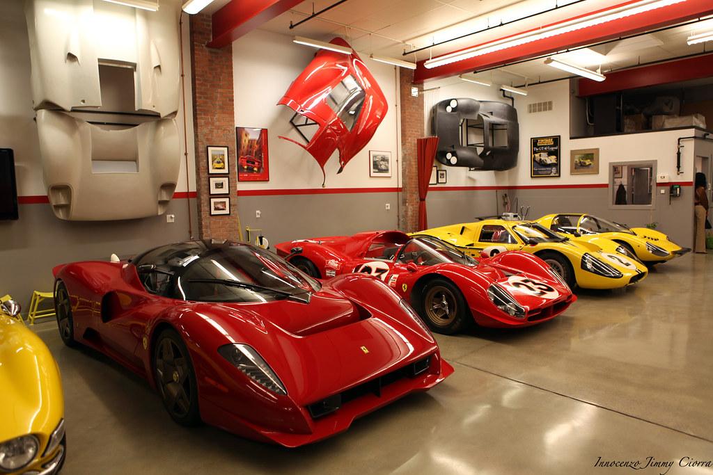 Les garages de r ve page 4 discussions sur l 39 automobile for Garage auto le pontet
