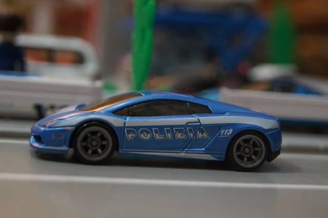 lamborghini gallardo police from hot wheels flickr photo sharing. Black Bedroom Furniture Sets. Home Design Ideas