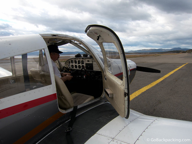 Stepping into the co-pilot's seat