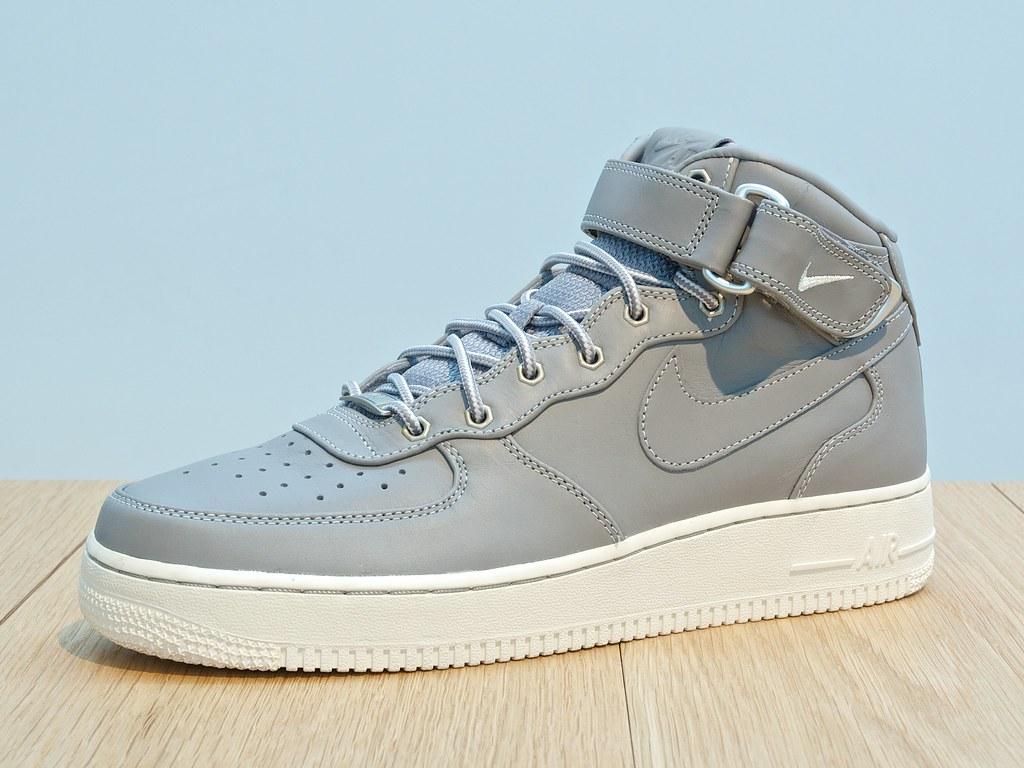 06 Nike Air Force 1 Premium FANTASTIC 4 CLEAR IRIS PURPLE ICE