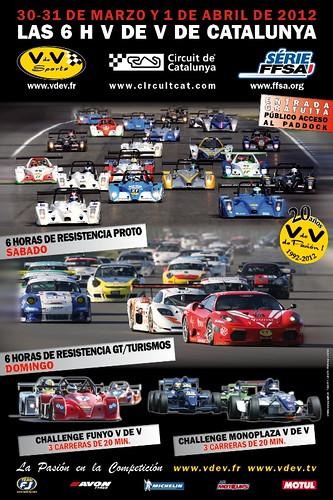 Challenge V de V Circuit de Catalunya 2012