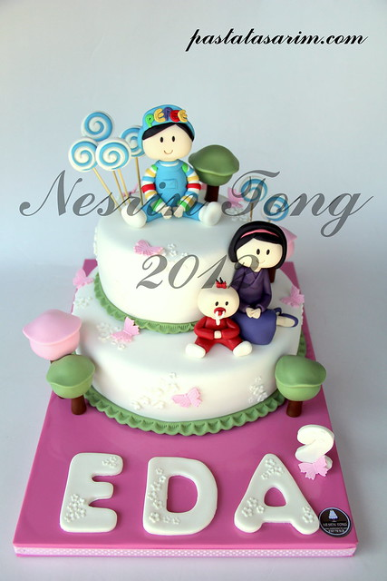 PEPEE BIRTHDAY CAKE - EDA