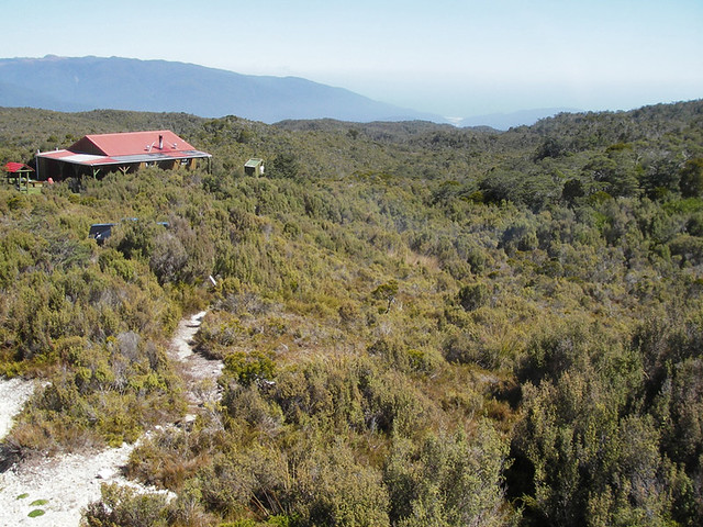 James Mackay Hut - Heaphy Track