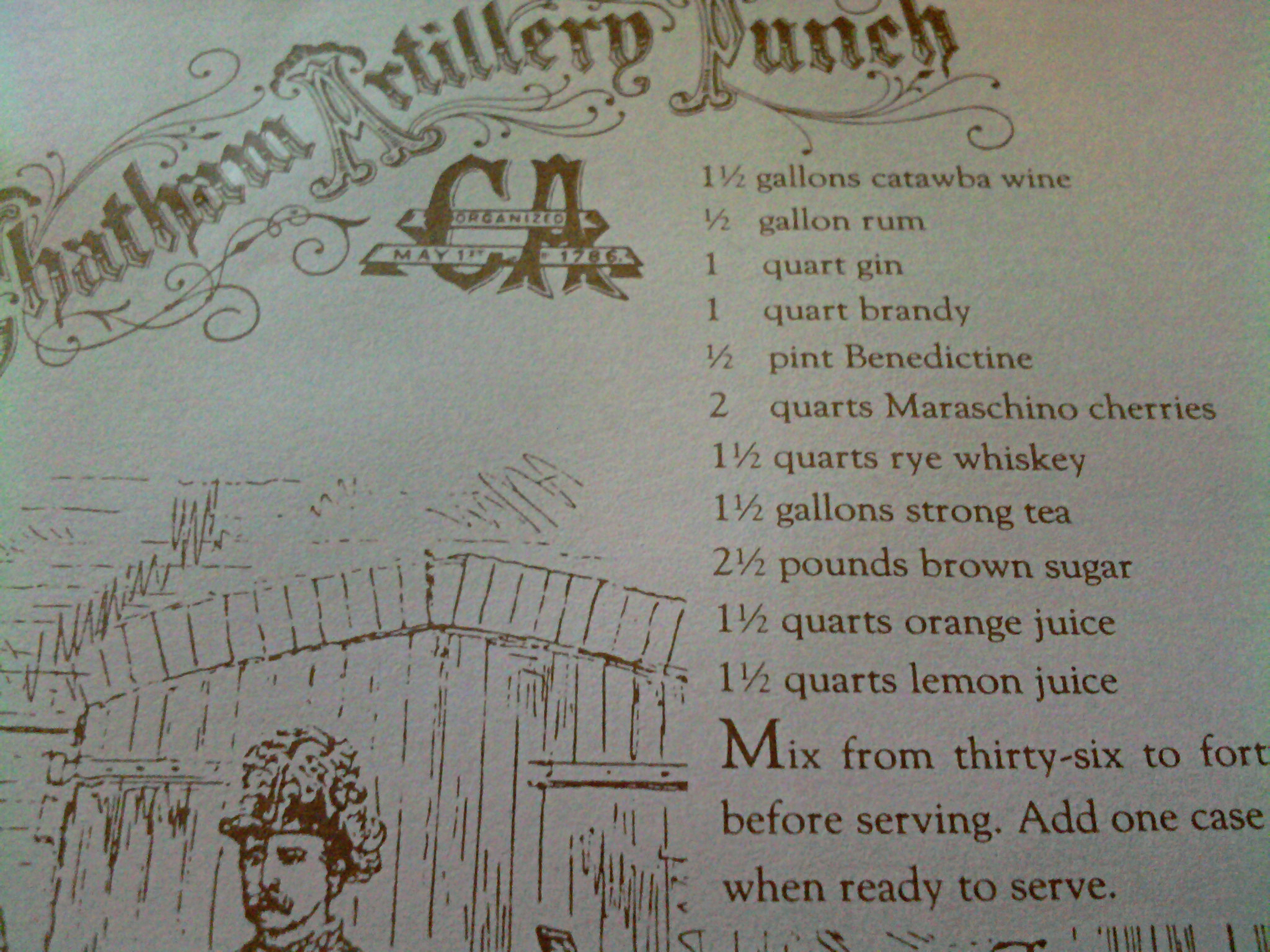 Artillery Punch at River House | Explore fifteenthirty's pho ...