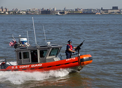 bay(0.0), pilot boat(0.0), fishing vessel(0.0), tugboat(0.0), vehicle(1.0), sea(1.0), boating(1.0), patrol boat(1.0), watercraft(1.0), coast(1.0), boat(1.0), coast guard(1.0),