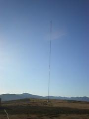 Meteorological mast