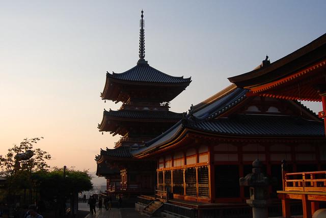 Kyoto - Kyomizu-dera