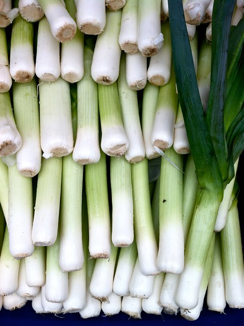 Architectural Leeks