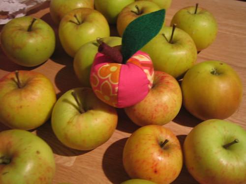 Apple softie by Gemma_Day