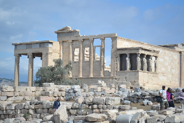 Old Temple of Athena, ...
