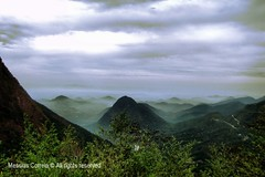 Vista do Mirante do Soberbo, Teresópolis-RJ
