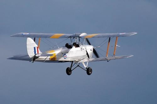 DH-82A Tiger Moth, G-APAO (RAF\R4922)