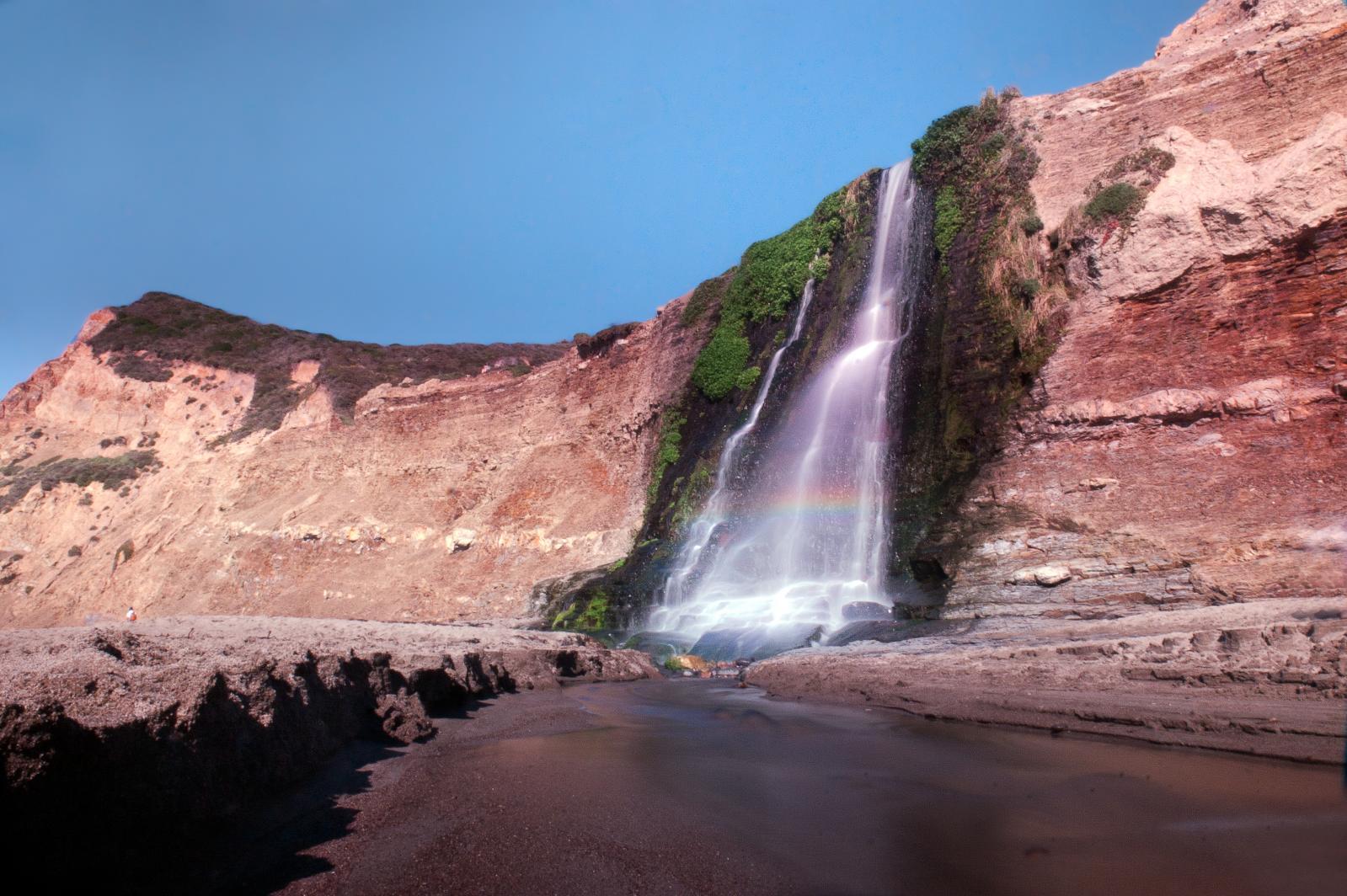 Alamera Falls, california