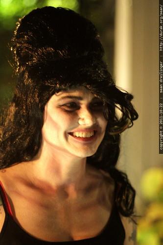 big wig on zombie amy winehouse    MG 5714