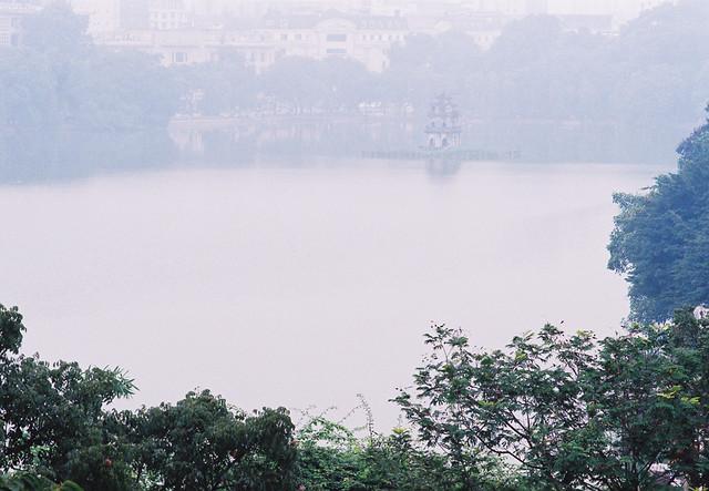 Chiều Hồ Gươm