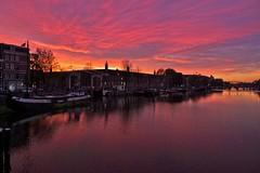 Amstel Sunrise, Amsterdam