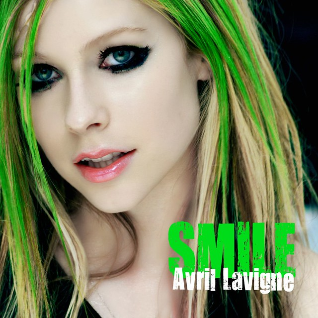 avril_lavigne_smile_cover_by_jowishwuzhere2-d3kp6ev