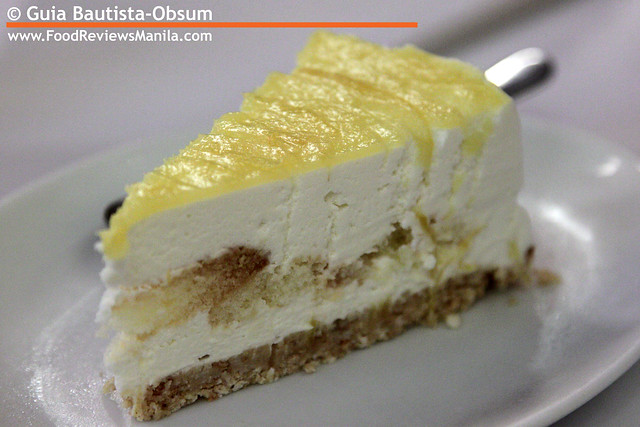 Secret Recipe Lemon Cheesecake