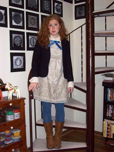 11-2-11 Little Lady Fauntleroy