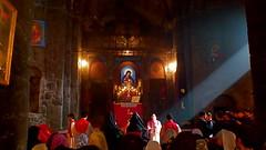 Sevanavank Monastery, Lake Sevan, Armenia.