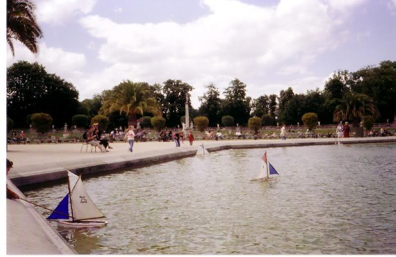 Grand bassin jardin de luxembourg paris france flickr photo sharing - Grand bassin de jardin ...