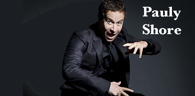 Header of pauly shore (comedian)