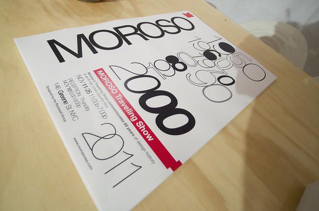 Moroso Traveling Show