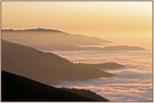 Fog in the valleys  (2)