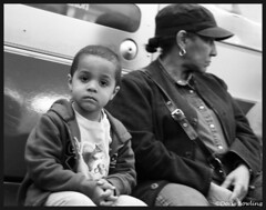 The Subway, NYC - Oct. 2011