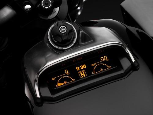 Yamaha V-MAx 2012