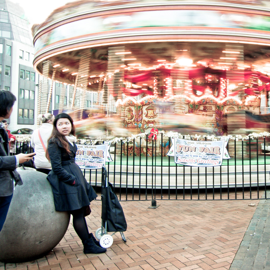 Christmas Market - Birmingham 2010