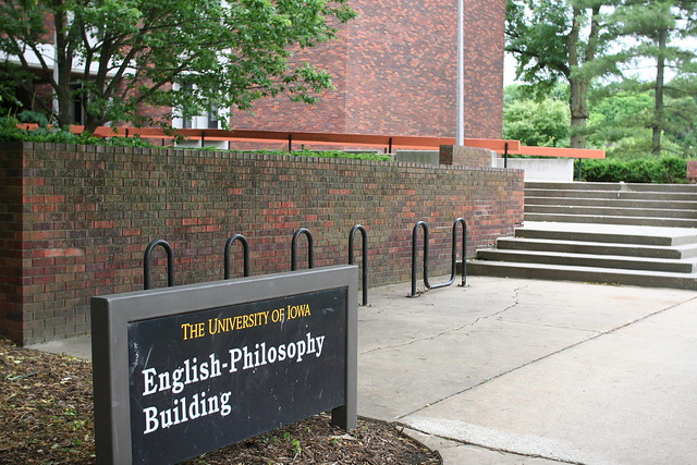 ... -Philosophy Building at the University of Iowa in Iowa City no. 2422