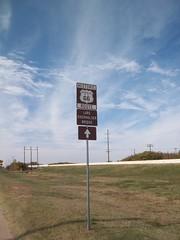 Lake Overholser Bridge Sign, Oklahoma City, Oklahoma