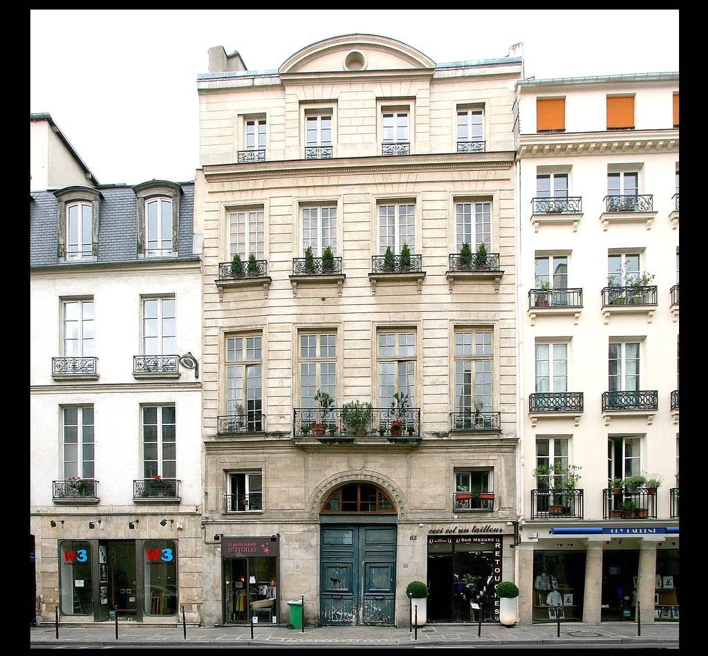 Hôtel de Pologne [XVIIe]- Paris III