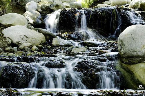 california waterfall oakpark