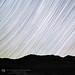 Ecliptic Star Trails by jimgoldstein