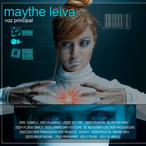 Orquesta Olympus 2012 - Maythe Leiva (voz)