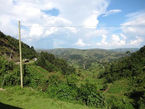 Ugandan Valley