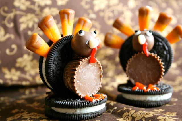 oreo turkies