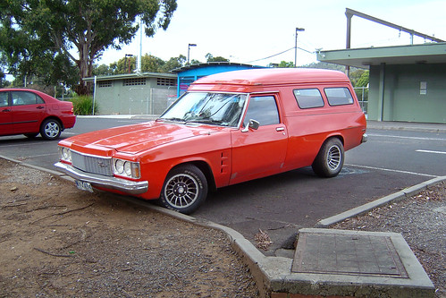 1978 Holden HZ