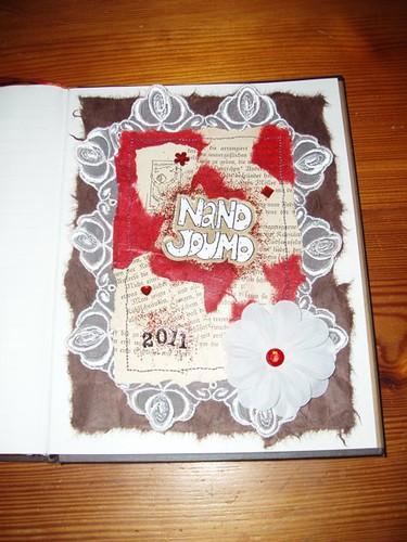 NaNoJouMo 2011: Cover