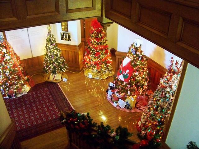 Festival of Trees, Southwest Virginia Museum